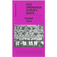 Rushall 1913 - Old Ordnance Survey Maps - The Godfrey Edition