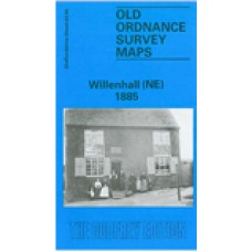 Willenhall (NE) 1885 - Old Ordnance Survey Maps - The Godfrey Edition