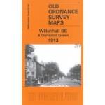 Willenhall (SE) and Darlaston Green 1913 - Old Ordnance Survey Maps - The Godfrey Edition