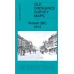 Walsall (SE) 1913 - Old Ordnance Survey Maps - The Godfrey Edition
