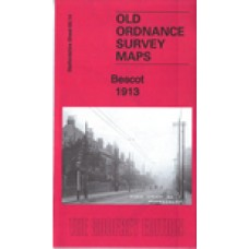 Bescot 1913 - Old Ordnance Survey Maps - The Godfrey Edition