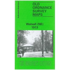 Walsall (NE) 1913 - Old Ordnance Survey Maps - The Godfrey Edition