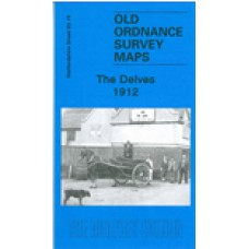 The Delves 1912 - Old Ordnance Survey Maps - The Godfrey Edition