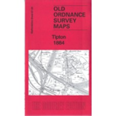 Tipton 1884 - Old Ordnance Survey Maps - The Godfrey Edition