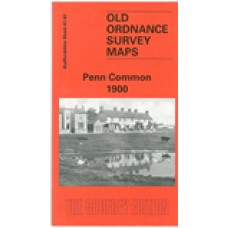 Penn Common 1900 - Old Ordnance Survey Maps - The Godfrey Edition