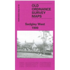 Sedgley (West) 1900 - Old Ordnance Survey Maps - The Godfrey Edition