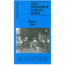 Tipton 1904 - Old Ordnance Survey Maps - The Godfrey Edition