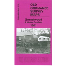 Gornalwood and Himley Coalfield 1901 - Old Ordnance Survey Maps - The Godfrey Edition