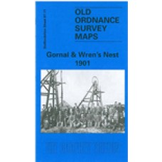 Gornal and Wren's Nest 1901 - Old Ordnance Survey Maps - The Godfrey Edition