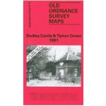Dudley Castle and Tipton Green 1913 - Old Ordnance Survey Maps - The Godfrey Edition