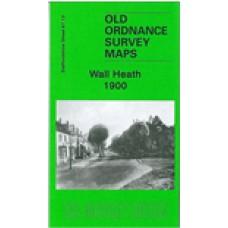 Wall Heath 1900 - Old Ordnance Survey Maps - The Godfrey Edition
