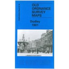 Dudley 1901 - Old Ordnance Survey Maps - The Godfrey Edition