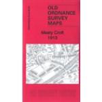 Mesty Croft 1913 - Old Ordnance Survey Maps - The Godfrey Edition