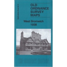 West Bromwich 1938 - Old Ordnance Survey Maps - The Godfrey Edition