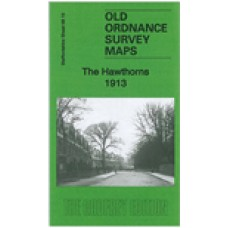The Hawthorns 1913 - Old Ordnance Survey Maps - The Godfrey Edition