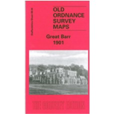 Great Barr 1901 - Old Ordnance Survey Maps - The Godfrey Edition