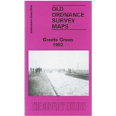 Greets Green 1902 - Old Ordnance Survey Maps - The Godfrey Edition