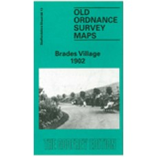 Brades Village 1902 - Old Ordnance Survey Maps - The Godfrey Edition