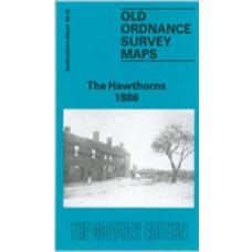 The Hawthorns 1886 - Old Ordnance Survey Maps - The Godfrey Edition