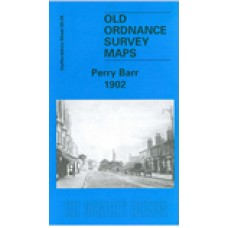Perry Barr 1902 - Old Ordnance Survey Maps - The Godfrey Edition