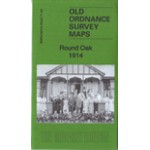 Round Oak 1914 - Old Ordnance Survey Maps - The Godfrey Edition