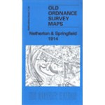Netherton and Springfield 1914 - Old Ordnance Survey Maps - The Godfrey Edition