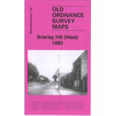 Brierley Hill (West) 1882 - Old Ordnance Survey Maps - The Godfrey Edition