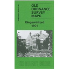 Kingswinford 1901 - Old Ordnance Survey Maps - The Godfrey Edition