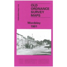 Wordsley 1901 - Old Ordnance Survey Maps - The Godfrey Edition