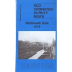 Whiteheath Gate 1914 - Old Ordnance Survey Maps - The Godfrey Edition