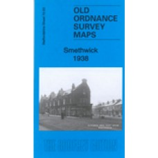 Smethwick 1938 - Old Ordnance Survey Maps - The Godfrey Edition