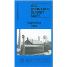 Smethwick 1901 - Old Ordnance Survey Maps - The Godfrey Edition