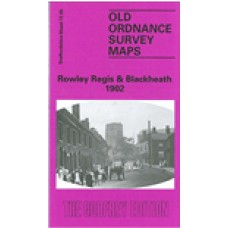 Rowley Regis and Blackheath 1902 - Old Ordnance Survey Maps - The Godfrey Edition