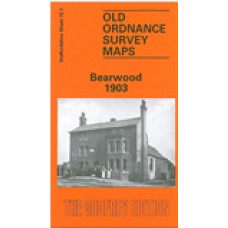 Bearwood 1903 - Old Ordnance Survey Maps - The Godfrey Edition