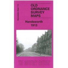 Handsworth 1913 - Old Ordnance Survey Maps - The Godfrey Edition