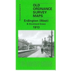 Erdington (West) and Stockland Green 1913 - Old Ordnance Survey Maps - The Godfrey Edition