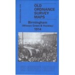 Winson Green and Hockley 1914 - Old Ordnance Survey Maps - The Godfrey Edition