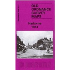 Harborne 1938 - Old Ordnance Survey Maps - The Godfrey Edition