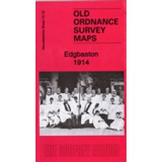 Edgbaston 1914 - Old Ordnance Survey Maps - The Godfrey Edition
