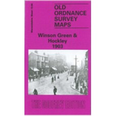 Winson Green and Hockley 1903 - Old Ordnance Survey Maps - The Godfrey Edition