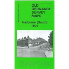 Harborne (South) 1901 - Old Ordnance Survey Maps - The Godfrey Edition