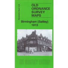Birmingham (Saltley) 1913 - Old Ordnance Survey Maps - The Godfrey Edition