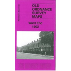 Ward End 1902 - Old Ordnance Survey Maps - The Godfrey Edition