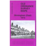 Birmingham East 1913 - Old Ordnance Survey Maps - The Godfrey Edition