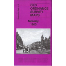 Moseley 1903 - Old Ordnance Survey Maps - The Godfrey Edition