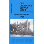 Sparkhill and Greet 1938 - Old Ordnance Survey Maps - The Godfrey Edition