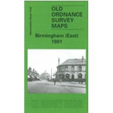 Birmingham East 1901 - Old Ordnance Survey Maps - The Godfrey Edition