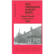 Small Heath and Sparkbrook 1903 - Old Ordnance Survey Maps - The Godfrey Edition