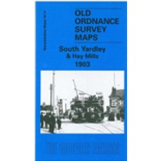 South Yardley and Hay Mills 1903 - Old Ordnance Survey Maps - The Godfrey Edition