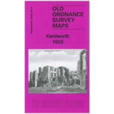 Kenilworth 1903 - Old Ordnance Survey Maps - The Godfrey Edition